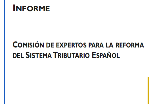 Informe Reforma Fiscal